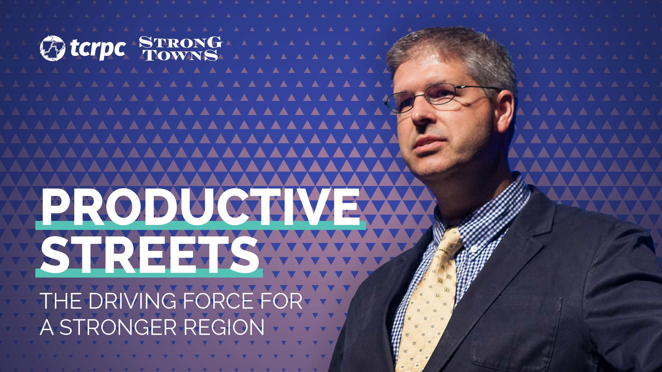 Speaker at transportation seminar: Stop building new infrastructure