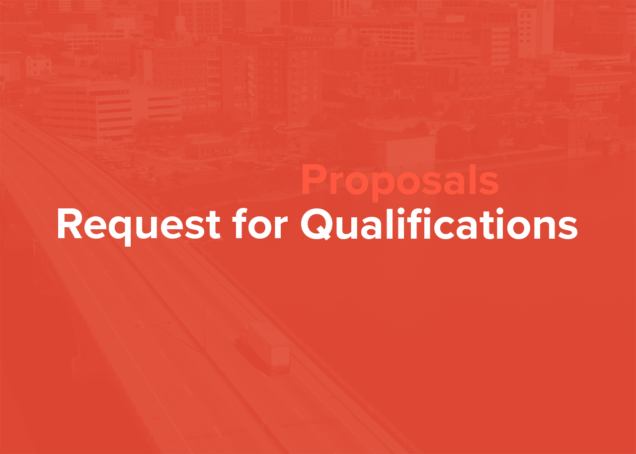 Two Requests for Qualifications Posted